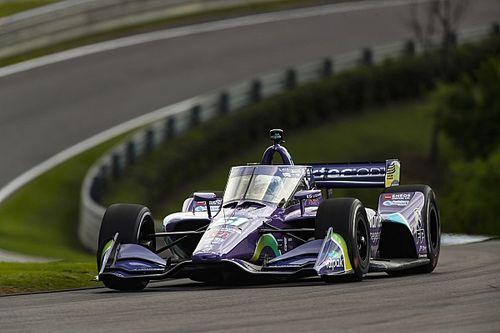 Grosjean se montre dès ses premières qualifs en IndyCar