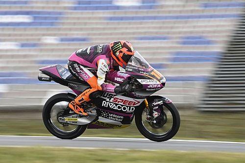 Moto3ポルトガル予選:好調ミーニョがポール獲得。日本勢は佐々木歩夢10番手が最上位
