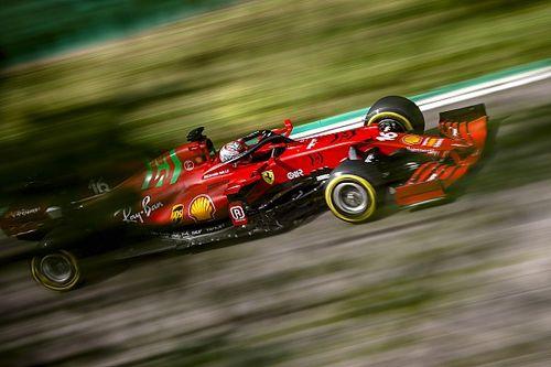 """Leclerc et Ferrari """"plus confiants"""" pour le rythme de course"""