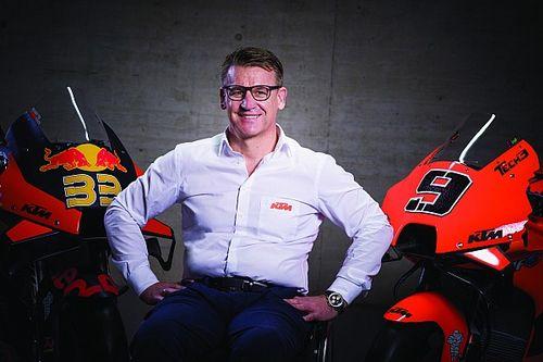 Beirer Berharap MotoGP Portugal Jadi Ajang Pembuktikan KTM