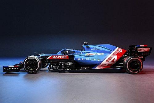 Teampreview F1 2021 Alpine: Overgangsjaar in het teken van 2022