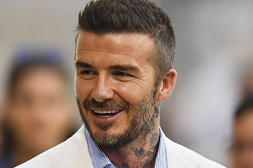 David Beckham va accompagner la transition de Maserati vers l'électrique