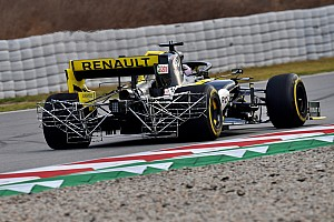 Gallery: The best photos from Day 2 of F1 testing