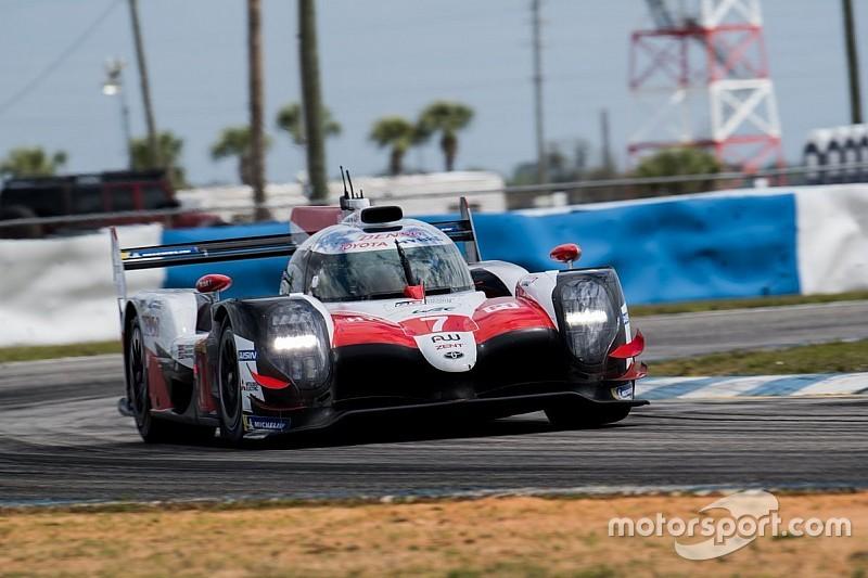 Toyota marca el récord de vuelta en Sebring