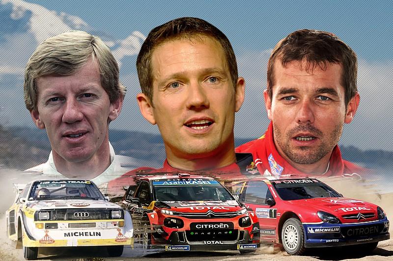 GALERÍA: los 17 Campeones del Mundo del WRC