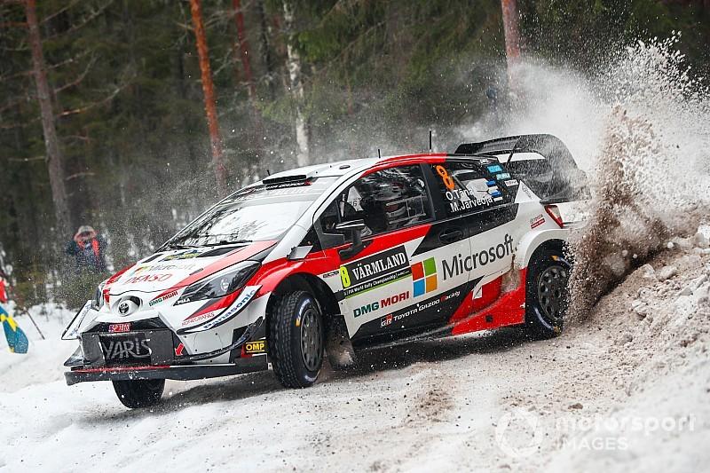 Tanak e Toyota dominano e trionfano al Rally di Svezia davanti a Lappi e Neuville