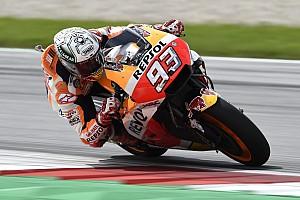 MotoGP Trainingsbericht MotoGP 2017 in Spielberg: WM-Spitzenreiter Marquez dreht auf
