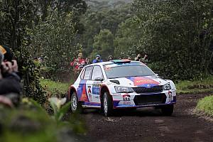 ERC Отчет о гонке Магальяэш выиграл Ралли Азоры, Лукьянюк сошел