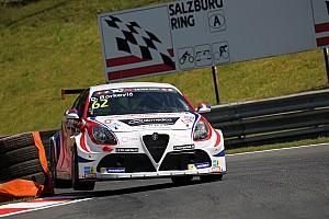 TCR Gara Alfa Romeo regina in Gara 1 grazie a Dušan Borković