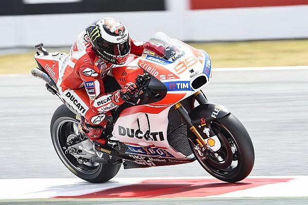 MotoGP: Lorenzo fejlődik, de még nem ott tart, ahol szeretne
