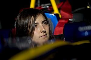 GP3 Noticias de última hora Calderón dice que el trato de Sauber le quita presión en la GP3