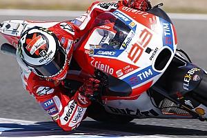 MotoGP News Jorge Lorenzo: MotoGP-Umbau in Barcelona
