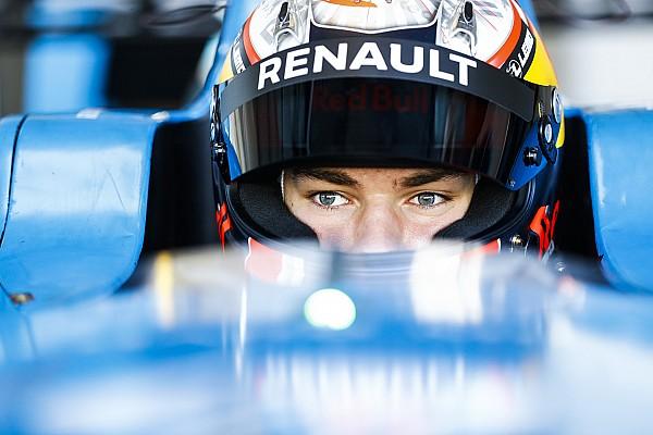 Formula E Gasly kétszer is pontot szerzett a Formula E-beugrón