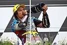 Moto2 Volle buit voor Morbidelli in Duitse GP, Luthi en Marquez crashen