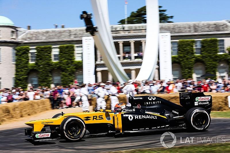 Kubica realizará un segundo test con Renault