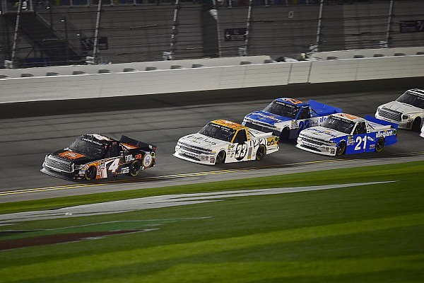 NASCAR Truck Analysis: GMS Racing is going toe-to-toe with KBM in Trucks