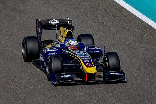 GP2 速報ニュース 【GP2】DAMS、今季はラティフィとローランドの起用を発表