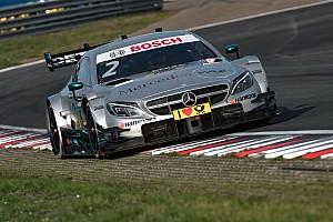 DTM News DTM Zandvoort: Mercedes-Fahrer Gary Paffett disqualifiziert