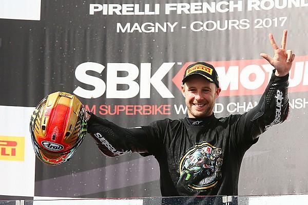Superbike-WM 3. Superbike-WM-Titel in Folge für Jonathan Rea auf Kawasaki