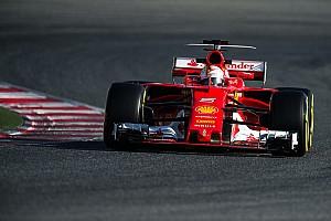 Formule 1 Résumé d'essais Barcelone, J7 - Ferrari et Vettel rêvent, Honda en plein cauchemar
