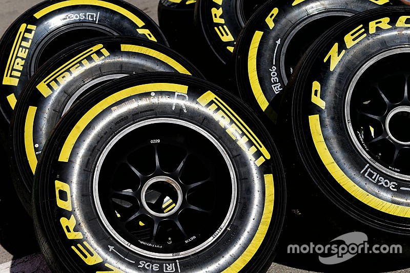 Pirelli would welcome rival F1 tyre supplier