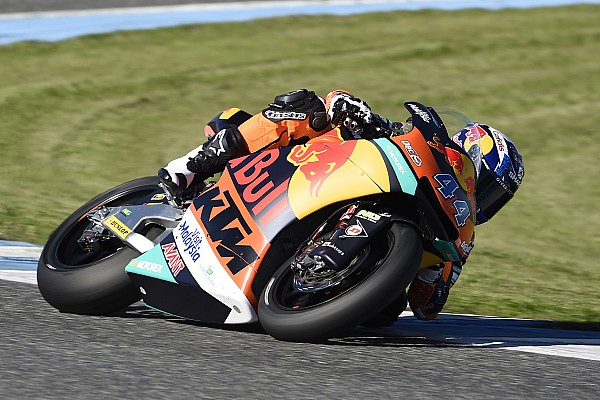 KTM-Moto2-Einstand nach Maß: Bestzeit beim Test in Jerez
