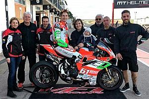WSBK Ultime notizie Fabio Menghi e la VFT Racing pronti per la wild card di Misano