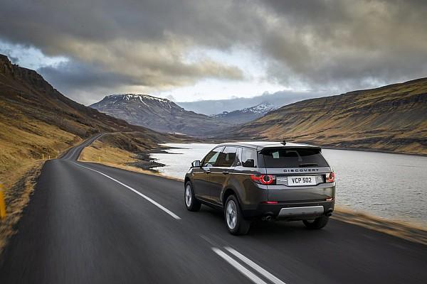 Automotive Nieuws Maximaal avontuur met de Land Rover Discovery Sport