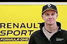 Renault wil iconische band met Hülkenberg opbouwen