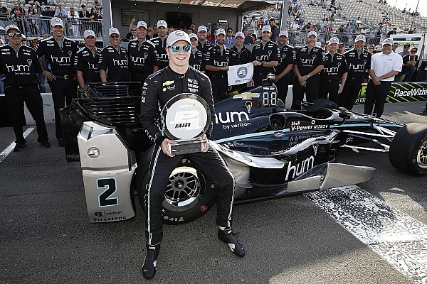 IndyCar Репортаж з кваліфікації IndyCar у Сономі: Ньюгарден здобув поул на фінальному етапі