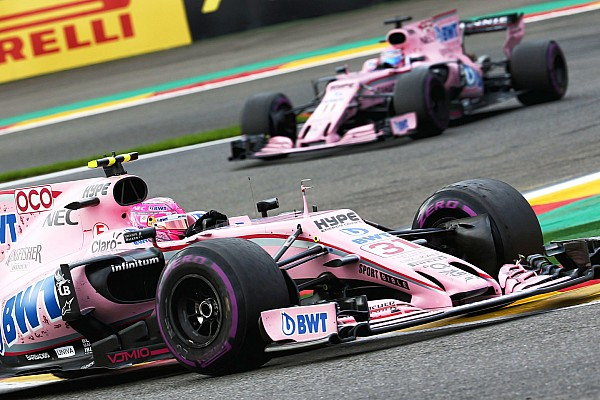 Формула 1 Важливі новини Force India оприлюднила фінансові показники за 2016 рік