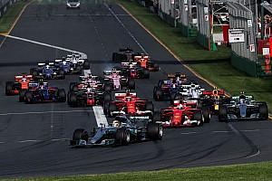 Formule 1 Nieuws FIA presenteert Formule 1-kalender voor 2018