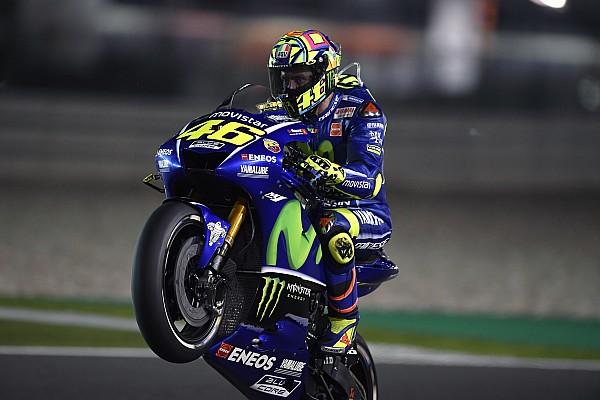 MotoGP BRÉKING MotoGP: Rossi nem fogadott volna a dobogóra, de Vinales is kételkedett a győzelemben...