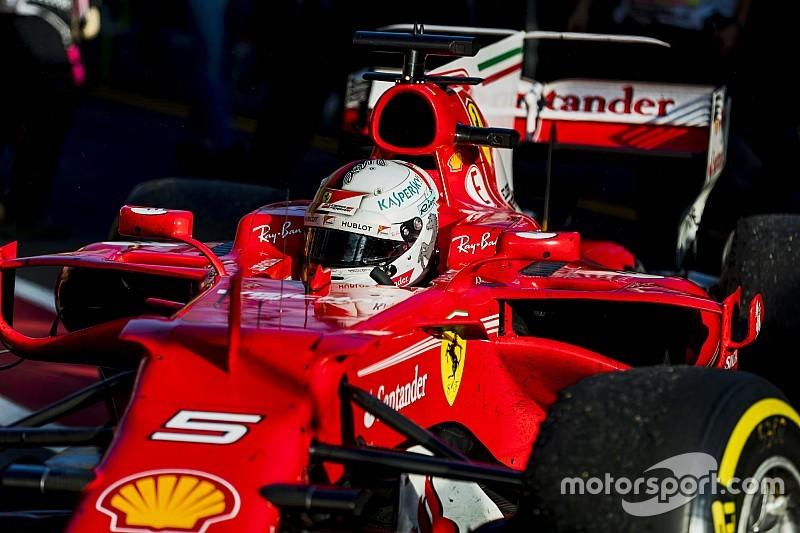 """Vettel : """"Facile de dire que cette saison se passera mieux"""""""