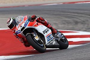 MotoGP Nieuws Lorenzo wil niet te veel risico's nemen in de race