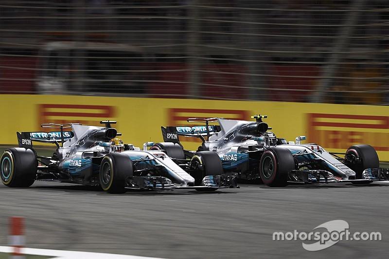 A Mercedes még nem akar dönteni csapatsorrendről, nem lenne fair