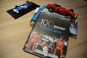 General Interview Les 100 histoires de légende du sport auto, par Gérard et Julien Holtz