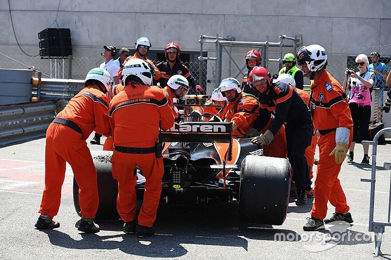 McLaren, a punto de hartarse de Honda