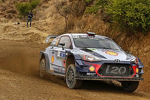 WRC Noticias Hyundai dice que lo del motor en México fue