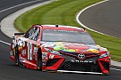 NASCAR Cup Kyle Busch dominates first stage of the Brickyard 400