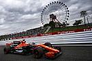 Alonso lanza un mensaje de optimismo a su equipo pese a la sanción