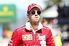 """Vettel: """"Se é difícil, é bom. Fácil é chato"""""""