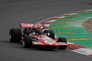Vintage Breaking news Driver dies after Historic F1 crash at Zandvoort
