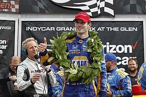 IndyCar Son dakika Alexander Rossi, Toro Rosso ile Austin'de yarışacağını yalanladı