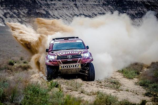 Cross-Country Rally Resumen de la etapa Al-Attiyah comenzó adelante en Marruecos