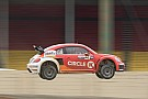 Global Rallycross Speed and Bigham win first round of GRC Indianapolis heats