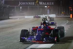 Forma-1 Motorsport.com hírek Toro Rosso-Honda: totális öngyilkosság, vagy jön a csoda?