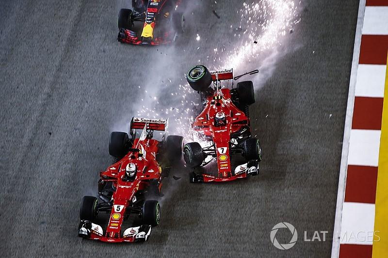 "Derrotado, Vettel afirma que abandonos ""saíram caro"""
