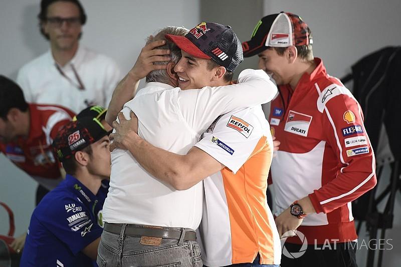 "Agostini: ""Marquez kan mijn records verbreken"""