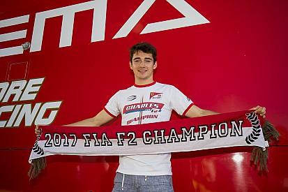 FIA F2 Kolom Leclerc: Miskomunikasi nyaris tunda titel juara F2